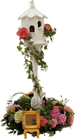 Event Flower Display